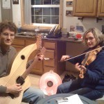 More Fiddle Jams with the Harp Guitar Tonedevil Harp Guitars Official Website image 2