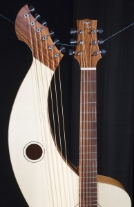 S-12 Symphony Harp Guitar Tonedevil Harp Guitars Official Website image 41
