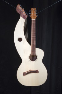 S-12 Symphony Harp Guitar Tonedevil Harp Guitars Official Website image 30