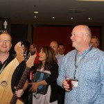 Tonedevil Guitars at the Promax Station Summit Conference in Las Vegas Tonedevil Harp Guitars Official Website image 1