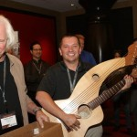 Tonedevil Guitars at the Promax Station Summit Conference in Las Vegas Tonedevil Harp Guitars Official Website image 6