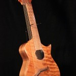 "A-13 ""Arch"" Harp Guitar  Tonedevil Harp Guitars Official Website image 10"