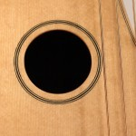 Harp Arm Soundhole