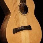 001020 S-12HG Black Walnut Tonedevil Harp Guitars Official Website image 4
