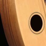 001020 S-12HG Black Walnut Tonedevil Harp Guitars Official Website image 6