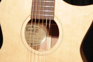 Tonedevil Concert Guitar Tonedevil Harp Guitars Official Website image 8