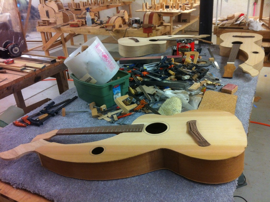 S-12 Harp Guitars Assembled.jpg