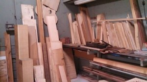 Woods for acoustic instruments