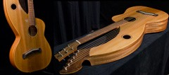 S-12 Harp Guitar with Redcedar Top