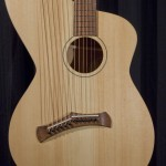 S-12 Harp Guitar with White Pine top Tonedevil Harp Guitars Official Website image 7