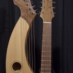 S-12 Harp Guitar with White Pine top Tonedevil Harp Guitars Official Website image 9