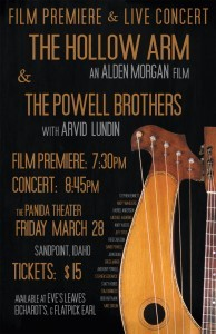 Hollow Arm Premiere at the Panida
