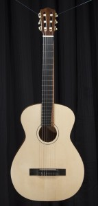 """Feriante"" Signature Classical Guitar Tonedevil Harp Guitars Official Website image 2"