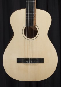 """Feriante"" Signature Classical Guitar Tonedevil Harp Guitars Official Website image 3"