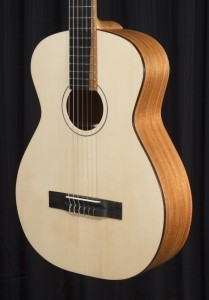 """Feriante"" Signature Classical Guitar Tonedevil Harp Guitars Official Website image 6"