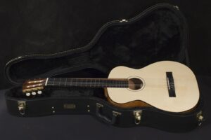 """Feriante"" Signature Classical Guitar Tonedevil Harp Guitars Official Website image 14"