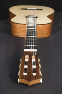 """Feriante"" Signature Classical Guitar Tonedevil Harp Guitars Official Website image 1"