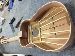 Shop Updates and Progress Tonedevil Harp Guitars Official Website image 2