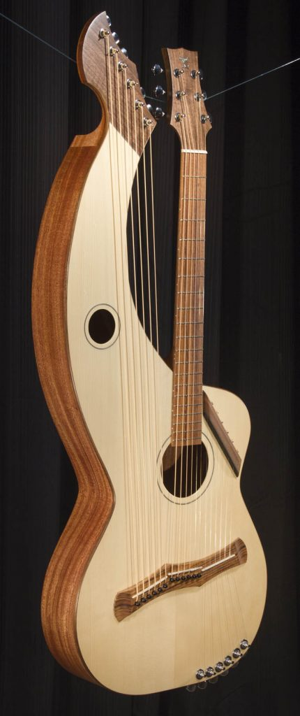 Super Treble Harp Guitars Tonedevil Harp Guitars Official Website image 5