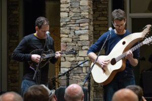 Tonedevil Bros at Harp Guitar Gathering 17